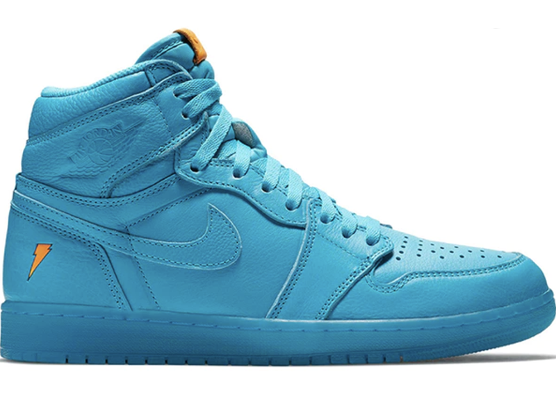 2017 Air Jordan 1 Retro High Gatorade Blue Lagoon