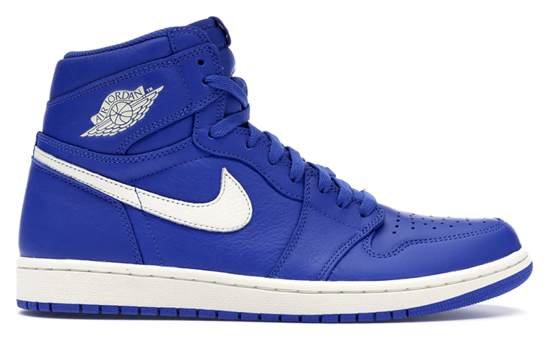 2018 Air Jordan 1 Retro High Hyper Royal / Sail
