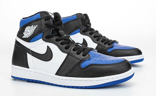 "Air Jordan 1 Retro High OG ""Game Royal"" 9 maggio 2020"