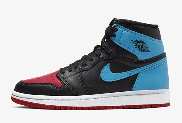 unc to chicago air jordan 1